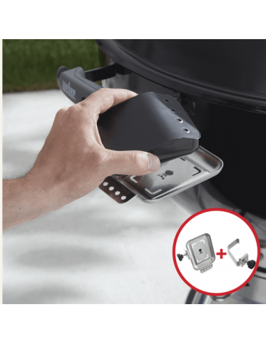 SUPPORTO PER WEBER CONNECT SMART GRILLING HUB