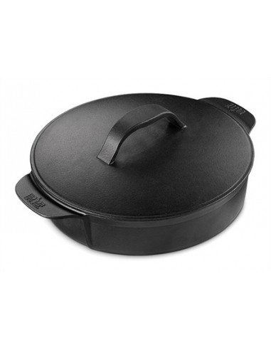 COCOTTE GOURMET BBQ SYSTEM WEBER