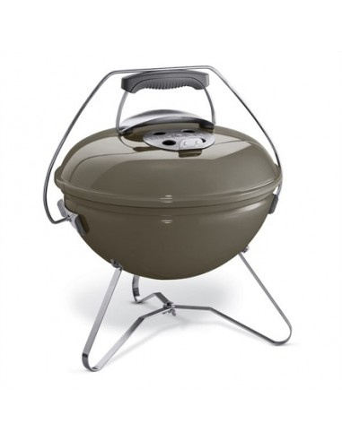 Smokey Joe Premium Charcoal Grill Ø 37 cm smoke grey