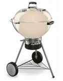 Master-Touch™ GBS Charcoal Grill Ø 57 cm ivory white