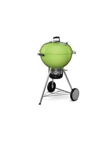 Master Touch ™ GBS Charcoal Grill Ø 57 cm spring green