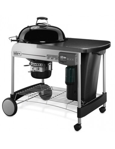 Performer Deluxe Gourmet GBS Charcoal Grill Ø 57 cm black