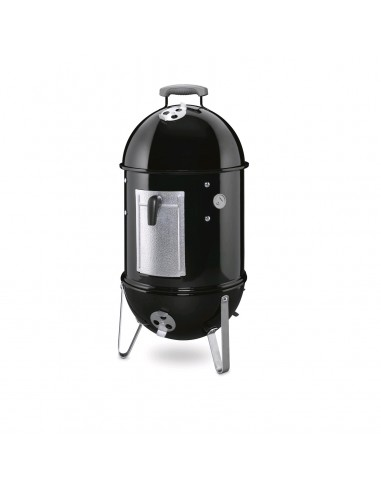 Smokey Mountain Cooker Smoker Ø 37 cm black