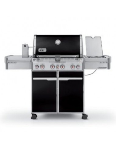 Summit® E-470 GBS Gas Grill Black