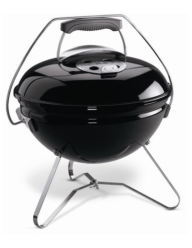 Smokey Joe Premium Charcoal Grill Ø 37 cm black