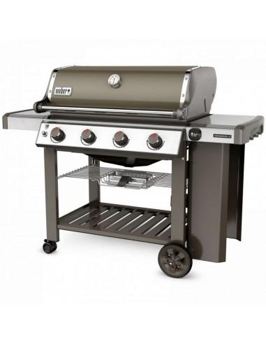 Genesis® II E-410 GBS™ Smoke Grey