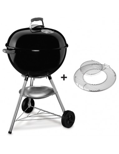 Bar-B-Kettle GBS Charcoal Grill Ø 57 cm Black
