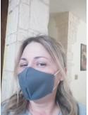 Mascherine di Protezione in Tessuto Tempotest Certificato 10PZ
