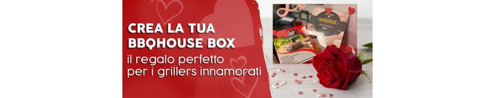 Box di San Valentino Bbqhouse